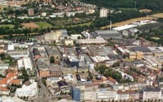 Heraeus Hauptwerk Hanau - UNGER ingenieure