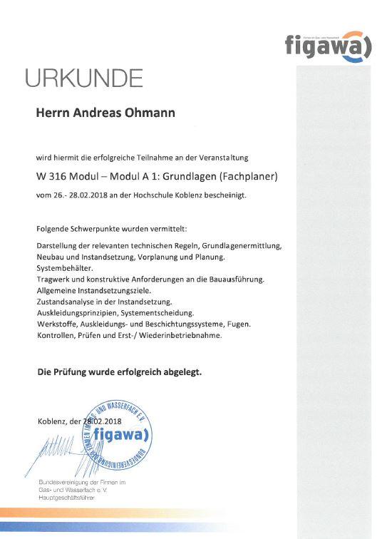 Neue zertifizierte Qualität bei UNGER ingenieure – Fachplaner gemäß ...